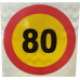 Reflective Speed Limit Sign - RSL001