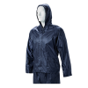 DROMEX Rubberised Rain Suit - Navy