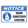 SSE032 - Hand Sanitiser Station Sign