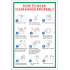 SSE066 - How To Wash Your Hands Sign