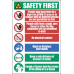 SSE056 - Safety Precaution Sign #3