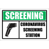 SSE060 - Screening Sign