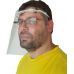 Face Protective Shield - Plastic Molded