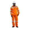 DROMEX D59 - Sasol Spec Flame & Acid Retardant Conti Jacket - Orange