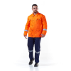 DROMEX D59 - Thermal Jacket - Yellow