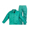 DROMEX J54 - Executive Fit Conti Suit - 100% Cotton - Emerald Green