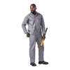DROMEX J54 - Executive Fit Conti Suit - 100% Cotton - Grey