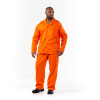 DROMEX J54 - Executive Fit Conti Suit - 100% Cotton - Orange