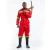 DROMEX J54 - SABS Anglo BoilerSuit - 100% Cotton - Reflected - Red