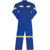 DROMEX J54 - SABS Anglo BoilerSuit - 100% Cotton - Reflected - Royal Blue