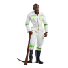 DROMEX J54 - SABS Anglo BoilerSuit - 100% Cotton - Reflected - Unbleached