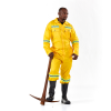 DROMEX J54 - SABS Anglo BoilerSuit - 100% Cotton - Reflected - Yellow
