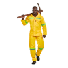 DROMEX J54 - SABS Anglo Conti Suit - 100% Cotton - Reflected - Yellow