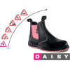 DOT Ella Daisy Safety Boot