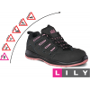 DOT Ella Lily Safety Shoe