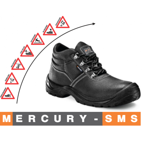 DOT Mercury - SMS Safety Boot