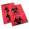 Bio Hazard Red Bag / Liner - 10L
