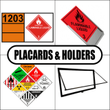 Placards & Holders