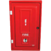 Fire Extinguisher - 2 x 9kg Twin Cabinet (Polyethylene)