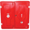 Fire Hose Reel - Double Door Cabinet - Open Back