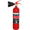 CO2 - 2kg Fire Extinguisher (Steel Alloy)