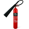 CO2 - 5kg Fire Extinguisher (Steel Alloy)
