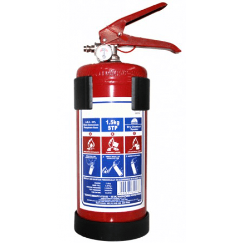 DCP - 1.5kg Fire Extinguisher