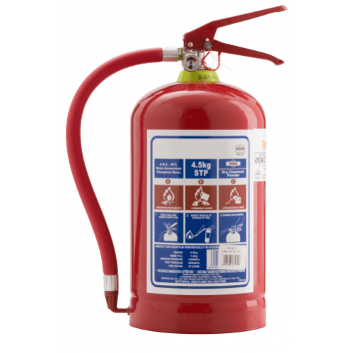 DCP - 4.5kg Fire Extinguisher