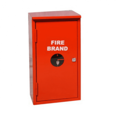 Fire Extinguisher Steel Cabinet - 4.5kg DCP