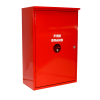 Fire Extinguisher Steel Cabinet - 9kg DCP - Double Bottle