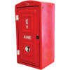 Fire Extinguisher - 9kg DCP Hinged Door Cabinet (Plastic)