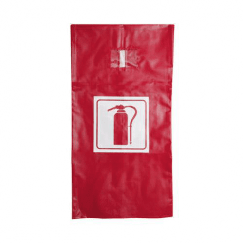 Fire Extinguisher PVC Cover - 5kg CO2