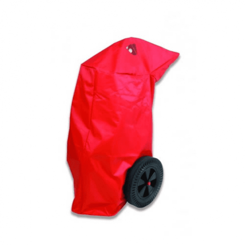 Fire Extinguisher PVC Cover - 50kg DCP Trolley Unit