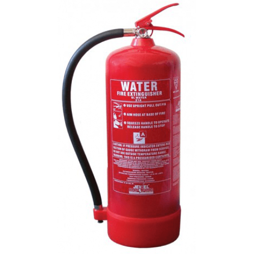 Water Fire Extinguisher - 9L