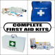 Complete First Aid Kits