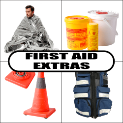 First Aid Extras