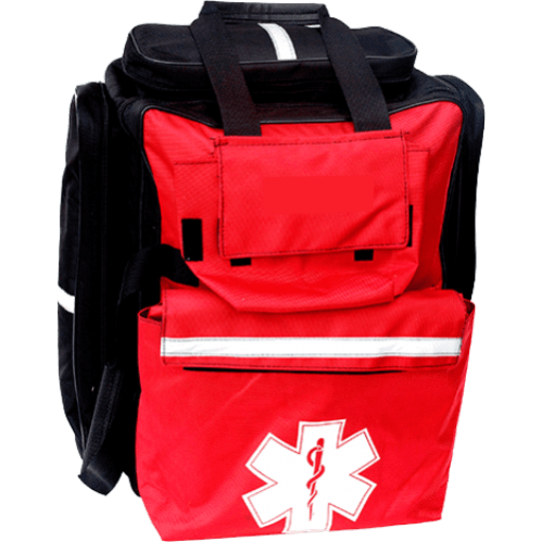 Advanced Life Support (ALS) First Aid Bag (Bag Only)