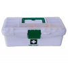 Plastic First Aid Toolbox (Box Only)