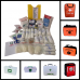 Regulation 7 - First Aid Kit (Government Specs) c/w Container
