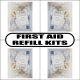 First Aid Refill Kits