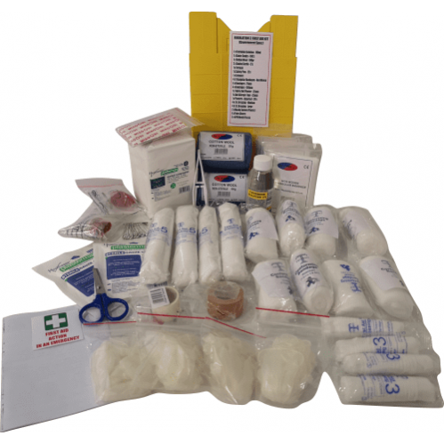 Regulation 3 -  First Aid Kit (Government Specs)