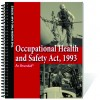 Book - Occupational Health & Safety Act, 1993