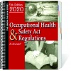 Book - Occupational Health & Safety Act & Regulations - 5th Edition 2020