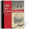 Book - OHS Act - Construction Regulations, 2014 & Electrical Inst Regs