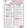 Occupational Health & Safety (OHS) Act - Schedule D Notice (Machinery) - Poster