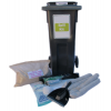 130L Chemical Spill Kit - Wheelie Bin