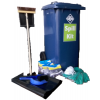 240L Glass Spill Kit - Wheelie Bin