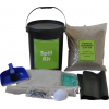 25L Chemical Lab Spill Kit - Sealable Bucket