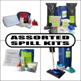 Assorted Spill Kits