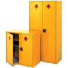 Large Hazardous Cabinet